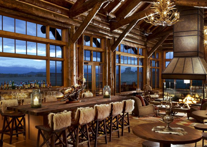 8 Rustic-Luxe Getaways We're Crazy About