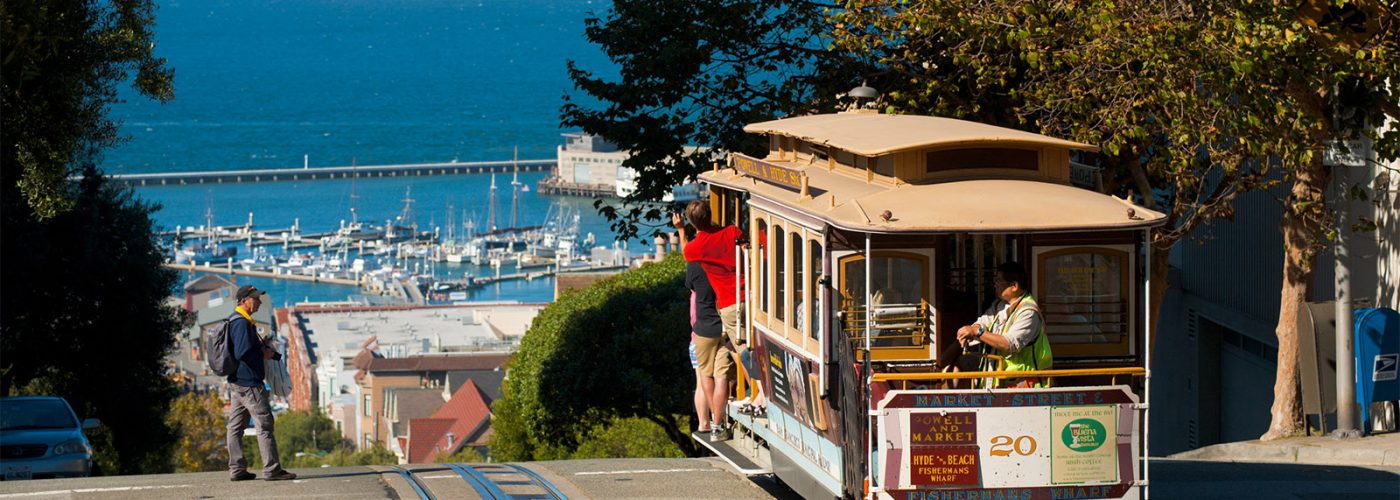 10 Outdoor Attractions You Can't Miss in San Francisco