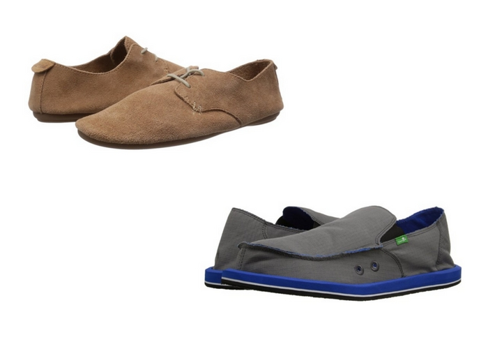 collapsible shoes
