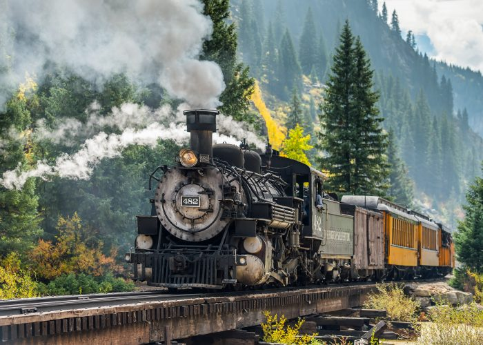 America's Best Train Journeys, Ranked | SmarterTravel