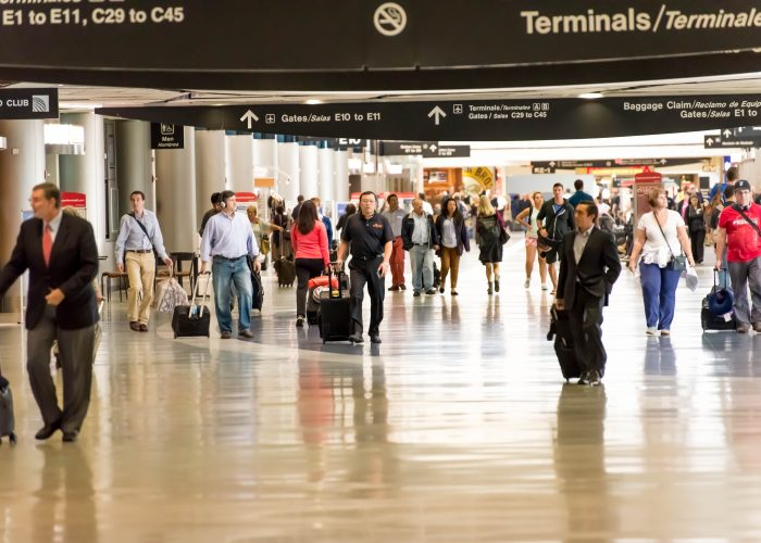 Worst Airports For Thanksgiving Flights Ranked SmarterTravel - The 6 busiest north american airports at christmas