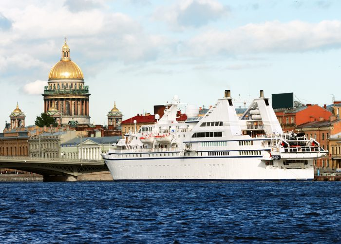 cruise st petersburg