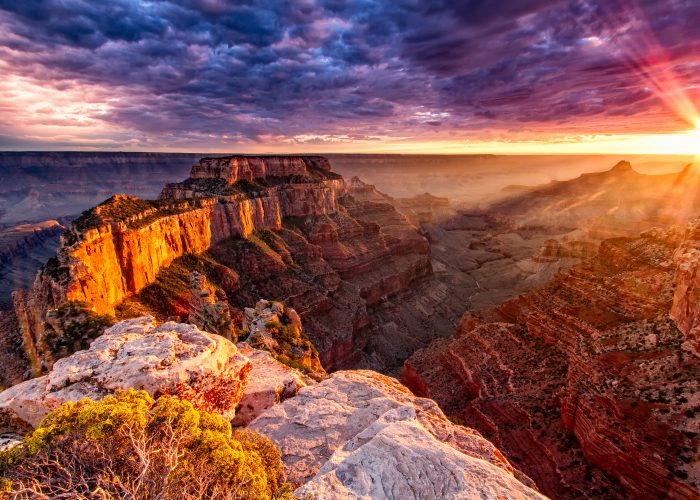 Grand Canyon National Park: Our September National Park of the Month