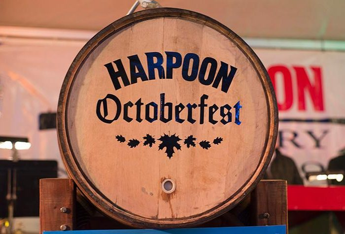Harpoon Brewery Boston Octoberfest