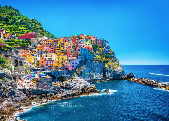 Rome, Cinque Terre, Florence & Venice: 9-Nt Vacations from $959