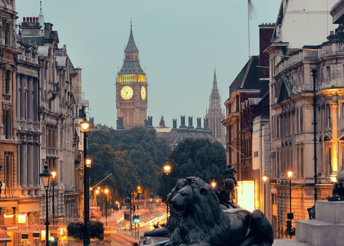 London: 4-Night Vacation from $1,436