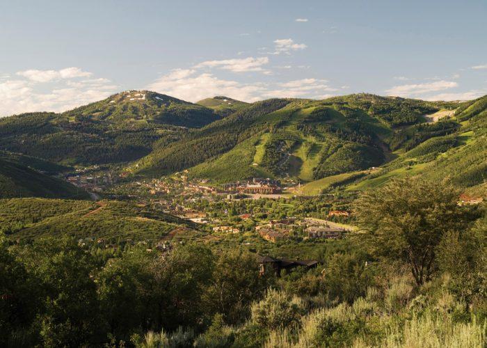 off-season mountain towns
