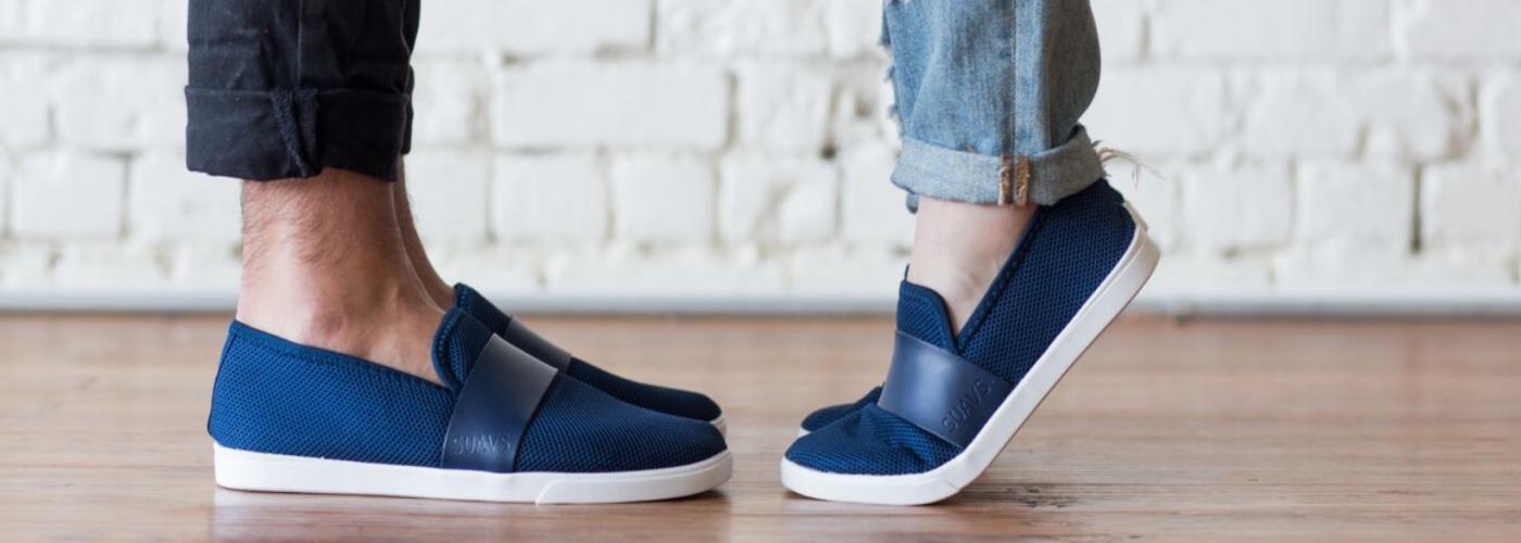 Slip On Shoes Male Female