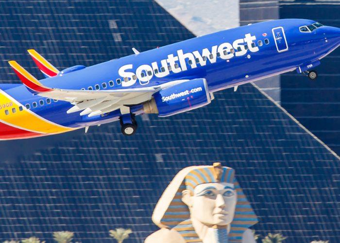 Southwest Airplane Airfare Sale
