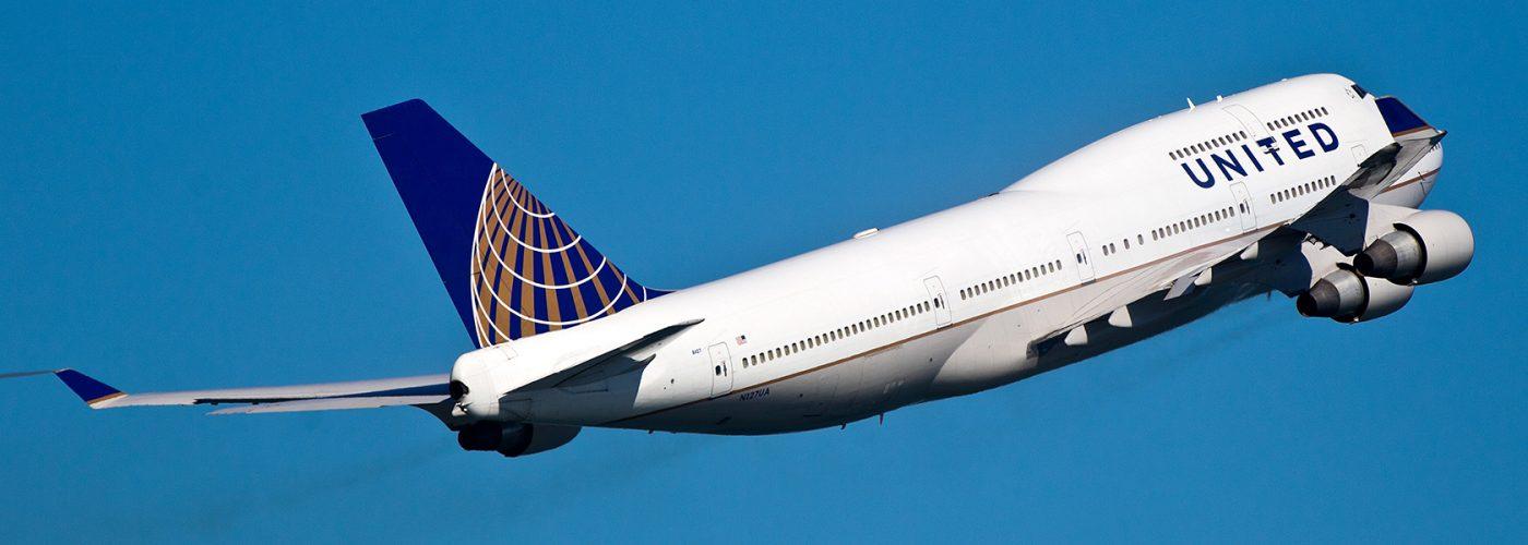 United Airplane Airfare Sale