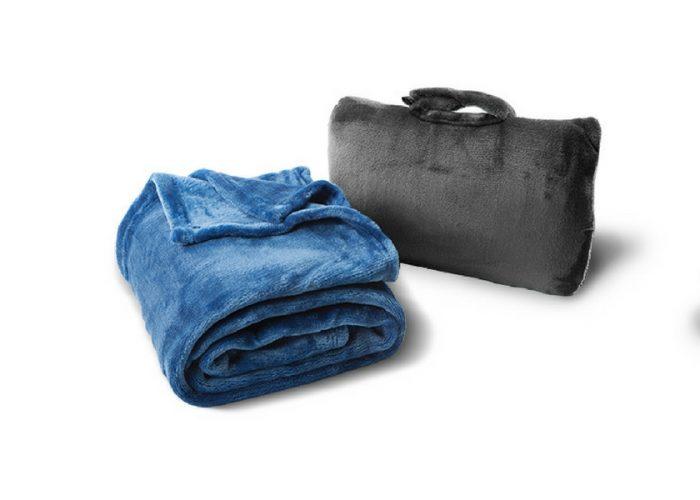 travel pillow blanket