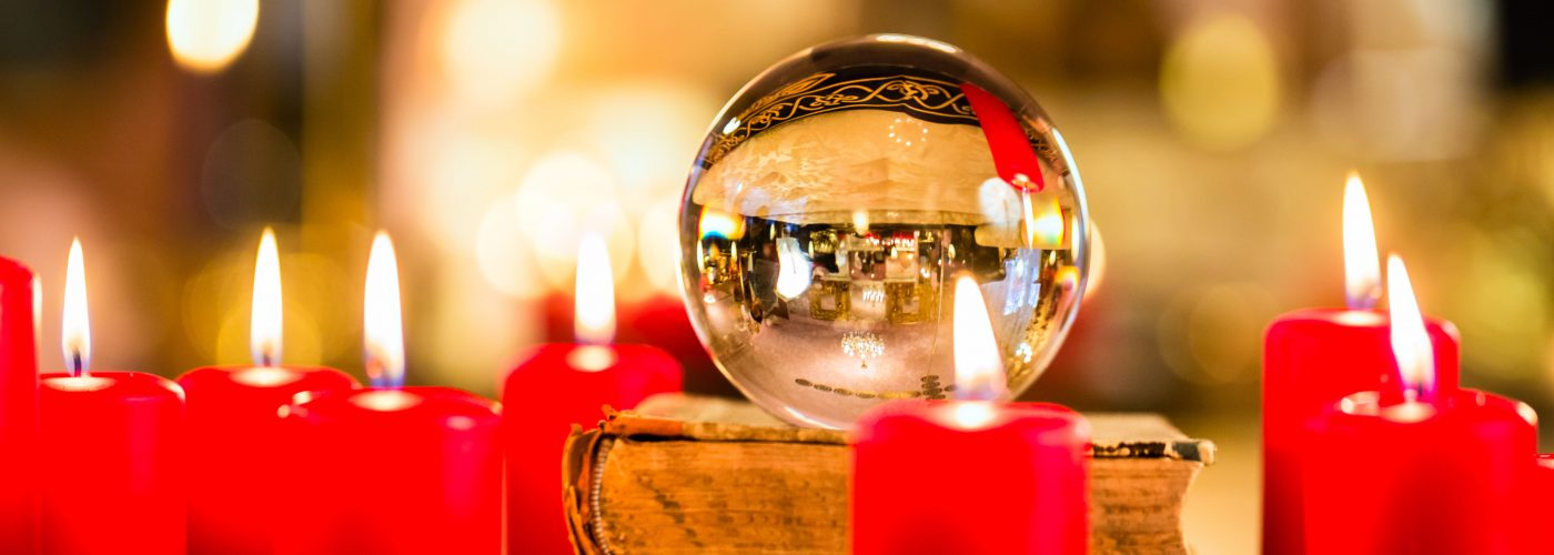 Crystal ball superstitions