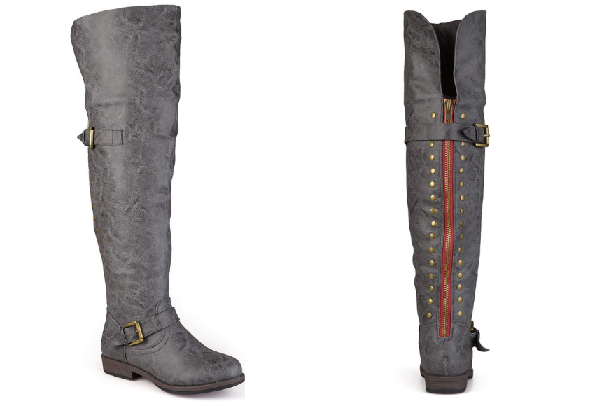 Journee collection pocket boot.