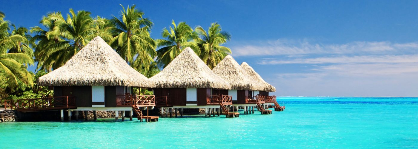 9 Overwater Bungalows Closer Than The South Pacific