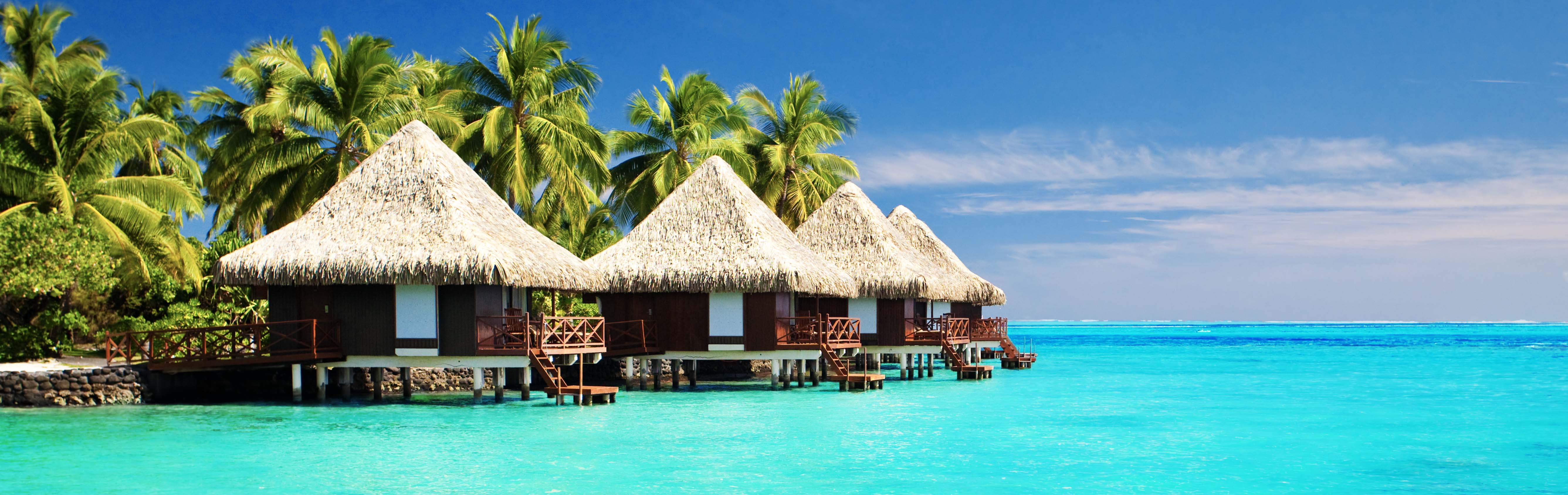 9 Overwater Bungalows Closer Than The