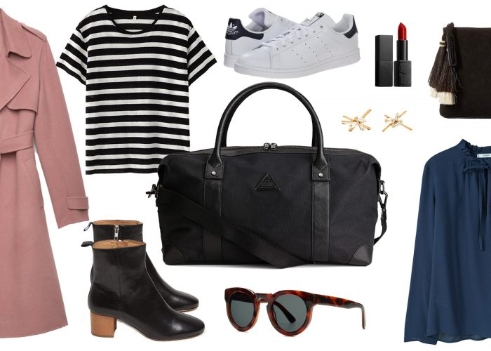 20 Travel Basics Every Girl Needs
