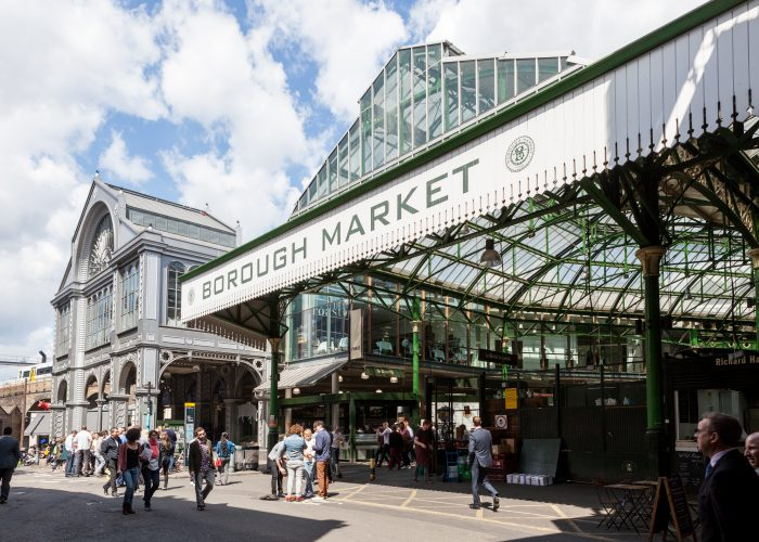 Things To Do In London Borough Market