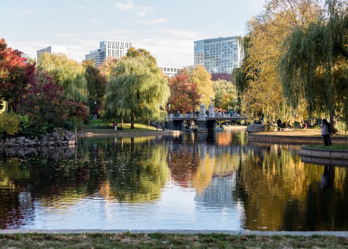 Boston: Fall Rates and Free Credits from $699