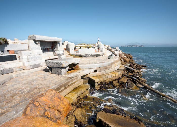 coastal wave organ san fran