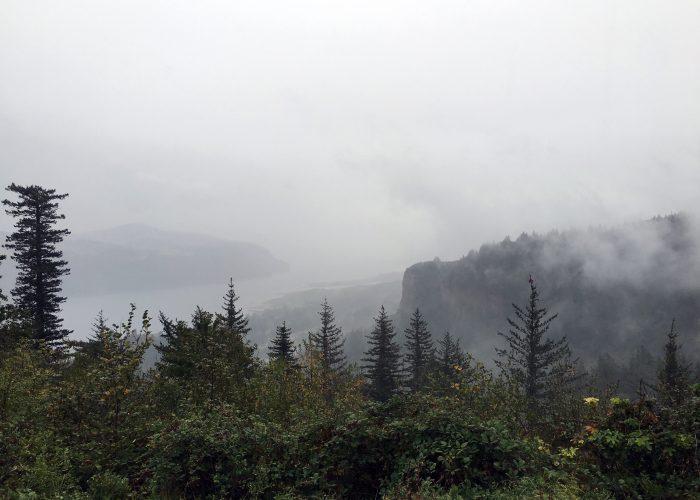 Portland Columbia River Gorge Scenic Area