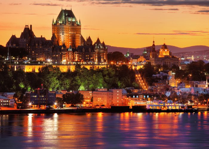 affordable winter destinations quebec city