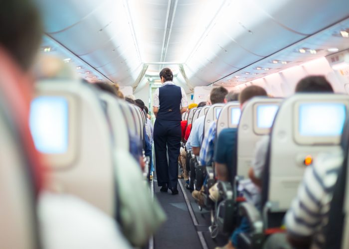 Passengers' Bad Behavior On the Rise