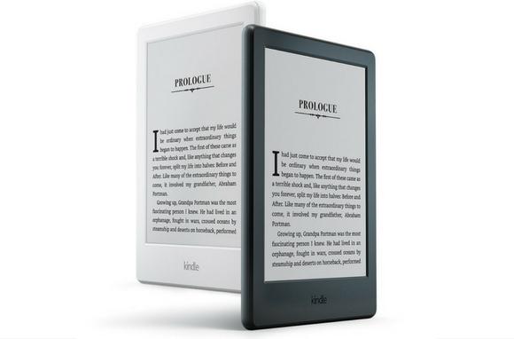 6-Inch Kindle E-reader