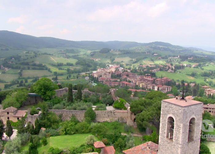 Florence: San Gimignano