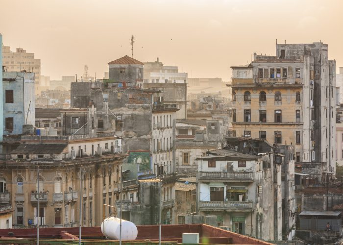 Be Prepared for the Pollution in Cuba