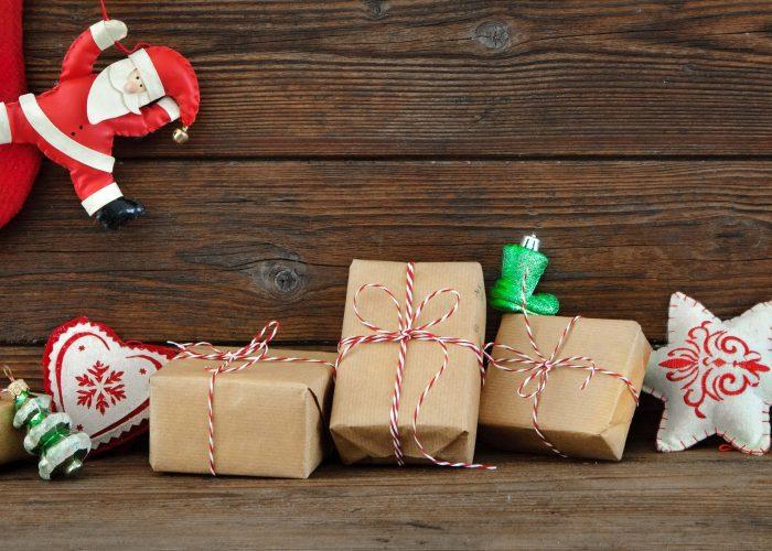 Stocking stuffer gifts
