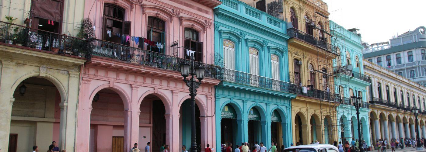 Cuba Travel Havana Street