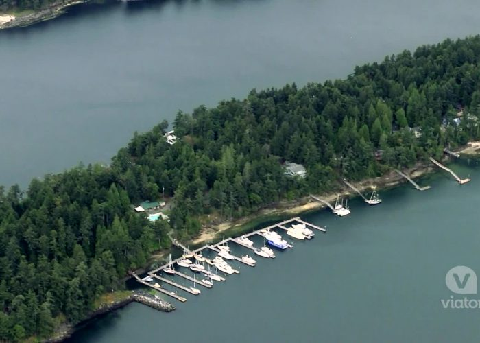 Vancouver Victoria Seaplane Ferry Tour