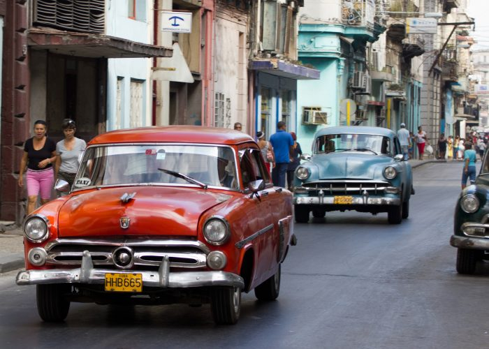How to Travel in Cuba: Don't Rent a Car