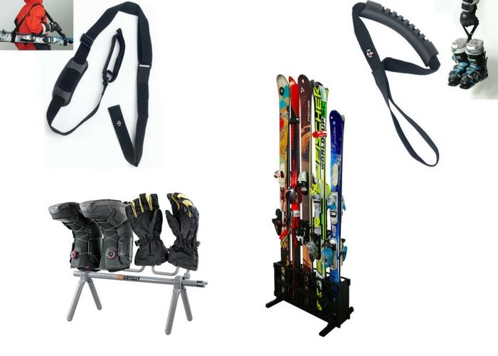 ski trip essentials gear