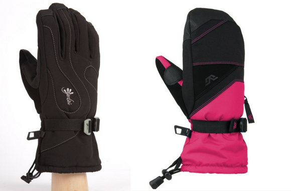 Gordini Mittens and Gloves Snow Gear