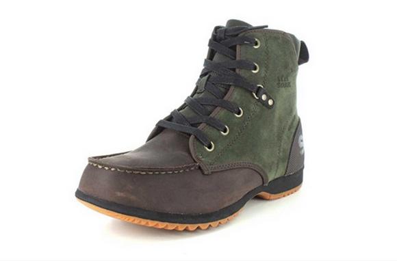 packable winter shoes Men's Ankeny Moc Toe Boot