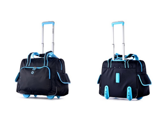 underseat carry-on bags