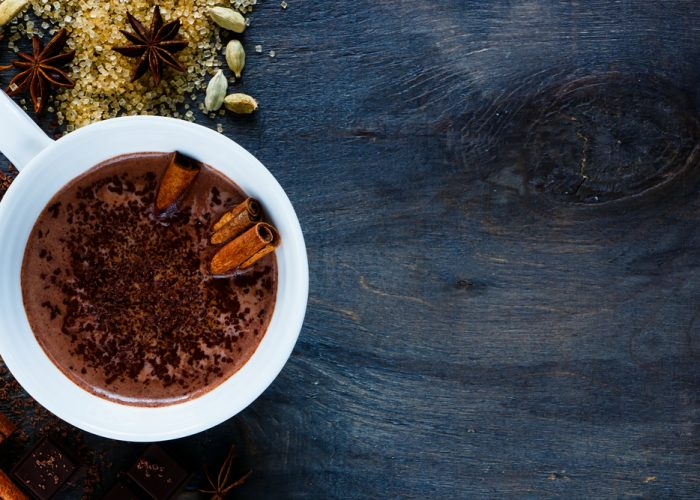 Peru: Spiced Hot Chocolate