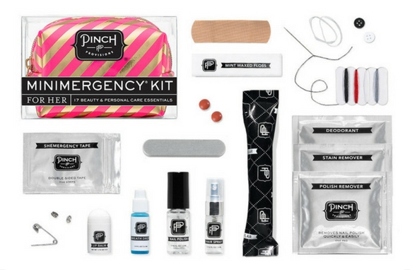 Pinch Provisions Minimergency Kits
