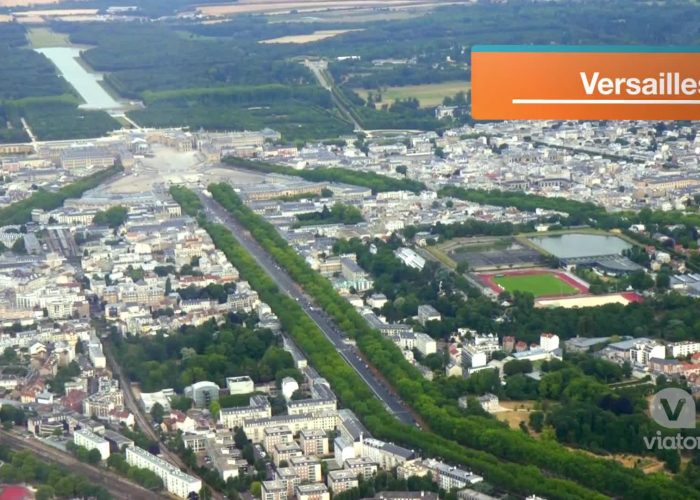 Helicopter Tour to Versailles
