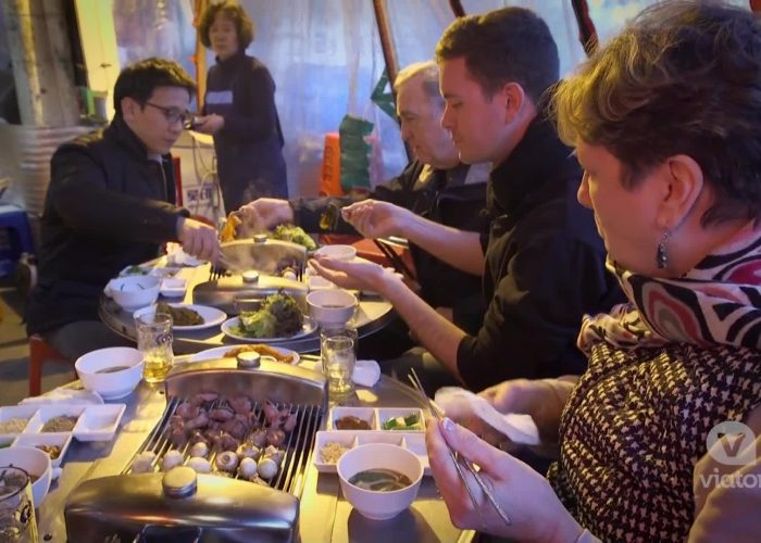 Seoul: Korean Night Food Tour