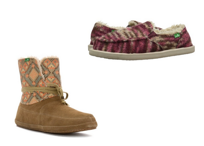 travel gifts $29 Sanuk Women's Winter Boots & Shoes