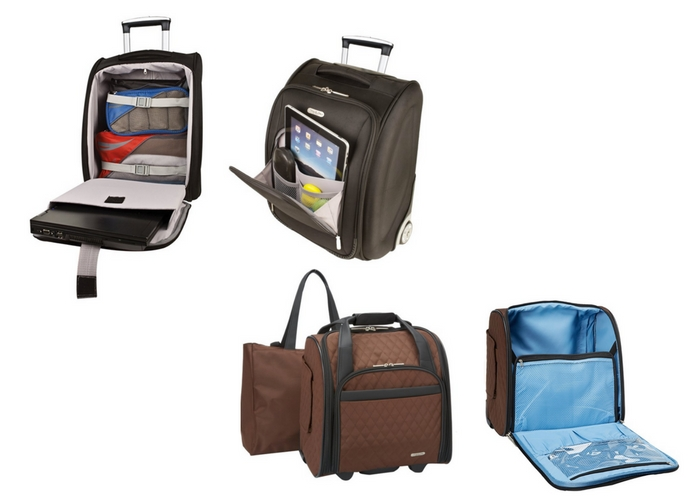 Compact Travel Bag Under Seat