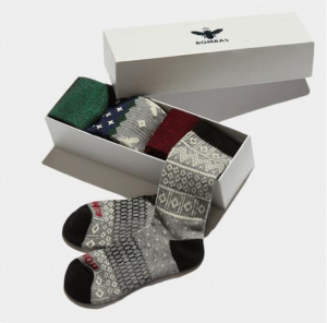 Men's holiday gift box by bombas