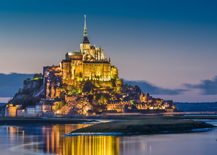 Independent Mont St Michel Tour