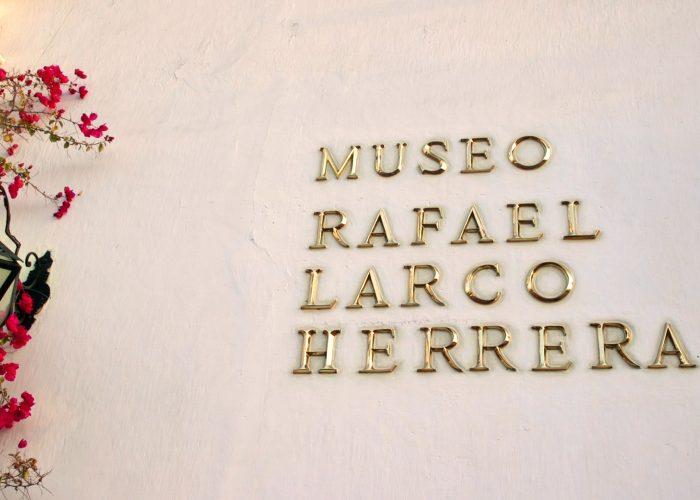 Peru: Larco Museum