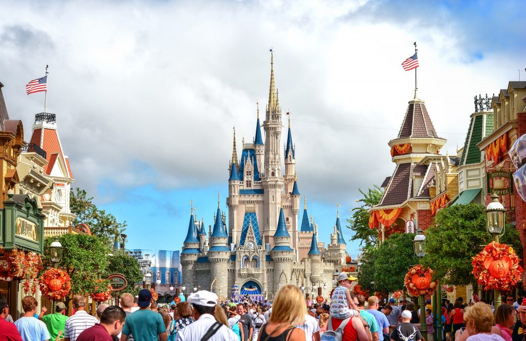 Disney world when to go
