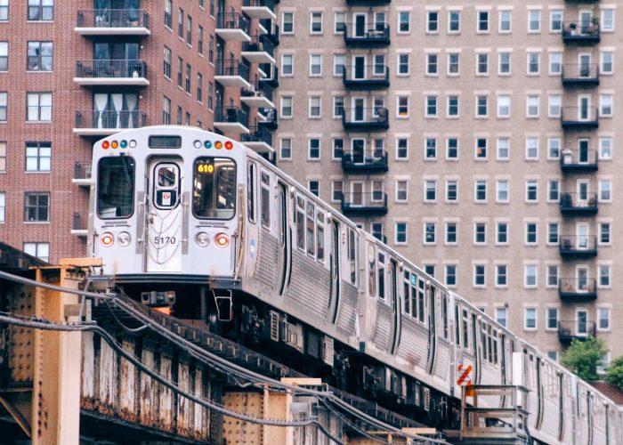 weekend in chicago train