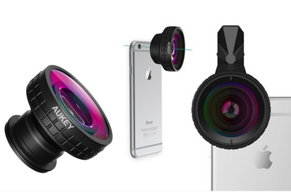 Aukey phone lenses