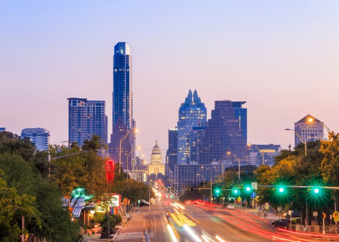 places to visit in the u.s. Austin, Texas